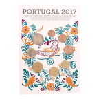 Coffret FDC Portugal 2017