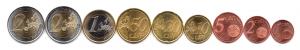 (LOT.EUR05.001to200.2017.1.BU.000000002) 1 cent à 2 euro commémorative Espagne 2017 Revers (zoom)