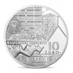 10 euro France 2017 argent BE - Vénus de Milo Avers
