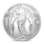 10 euro France 2017 argent BE - Vénus de Milo Revers