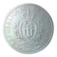 10 euro Saint-Marin 2017 argent BU - AS Roma Avers