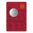 10 euro Saint-Marin 2017 argent BU - AS Roma Verso