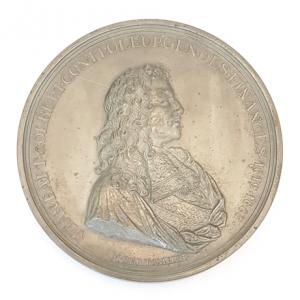 (FMED.Méd.&jetonsXXème.Sn1.000000001) Tin medal - Jean Baptiste Colbert Obverse