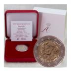 (EUR12.ComBU&BE.2011.200.BU.COM1) 2 euro commémorative Monaco 2011 BU - Mariage princier (packaging)