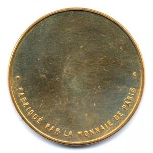 (FMED.Méd.even.1989.CuAlNi-3.000000002) Jeton événementiel - Danton et Desmoulins Revers (zoom)