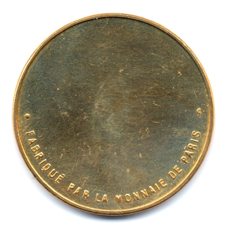 (FMED.Méd.even.1989.CuAlNi-3.000000002) Jeton événementiel - Danton et Desmoulins Revers