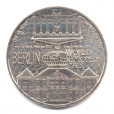 (FMED.Méd.even.2017.CuNi1.000000002) Jeton événementiel - Salon de Berlin Avers