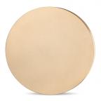 Médaille bronze florentin - Picsou et son sou fétiche Revers