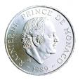 (W150.10000.1989.1.000000001) 100 Francs Prince Rainier III 1989 Avers