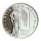 (W150.10000.1997.1.000000001) 100 Francs Dynastie des Grimaldi 1997 Avers