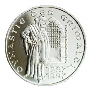 (W150.10000.1997.1.000000001) 100 Francs Dynastie des Grimaldi 1997 Avers (zoom)