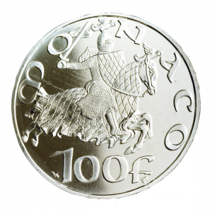 (W150.10000.1997.1.000000001) 100 Francs Dynastie des Grimaldi 1997 Revers (zoom)
