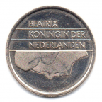 (W172.025.2000.1.22.000000001) 25 cent Beatrix 2000 Avers