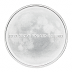 10 euro Finlande 2017 argent BE - Nature finlandaise Revers