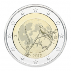 2 euro commemorative coin Finland 2017 - Finnish nature Obverse