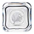 20 euro Finlande 2017 argent BE - Nature finlandaise (revers numéroté) (écrin en verre)