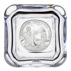 20 euro Finlande 2017 argent BE - Tango finlandais (revers numéroté) (écrin en verre)
