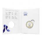 5 euro Finlande 2017 BE - Juho Kusta Paasikivi (packaging) (intérieur)