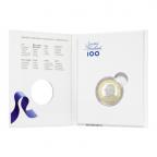5 euro Finlande 2017 BE - Urho Kaleva Kekkonen (packaging) (intérieur)