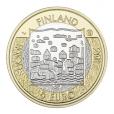 5 euro Finlande 2017 - Juho Kusta Paasikivi Avers