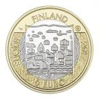 5 euro Finlande 2017 - Risto Ryti Avers