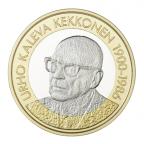 5 euro Finlande 2017 - Urho Kaleva Kekkonen Revers
