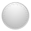 (EUR06.CofBU&FDC.2017.Cof-BU.3) BU coin set Finland 2017 - Baby birth (medal) (Reverse)