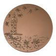 (FMED.Méd.MdP.CuSn61.1) Médaille bronze - Heureux anniversaire Revers