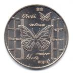 (FMED.Méd.souv.2015.CuNi1.2.000000002) Jeton souvenir - Liberté Avers
