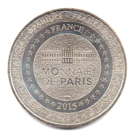 (FMED.Méd.souv.2015.CuNi1.2.000000002) Jeton souvenir - Liberté Revers