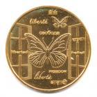 (FMED.Méd.souvenir.2015.CuAlNi2.000000002) Jeton souvenir - Liberté Avers