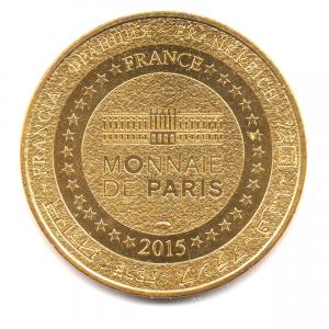(FMED.Méd.souvenir.2015.CuAlNi2.000000002) Jeton souvenir - Liberté Revers (zoom)