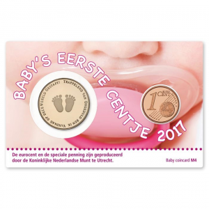 (MED14.Méd.KNM.2017.ind.BU.-1) Médaille BU - Naissance fille (packaging) (zoom)