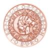 10 euro Autriche 2017 - Gabriel, ange de l'Annonciation Avers