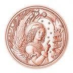 10 euro Autriche 2017 - Gabriel, ange de l'Annonciation Revers