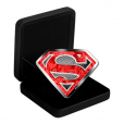 100 Dollars Superman 2017 - Argent BE (écrin)