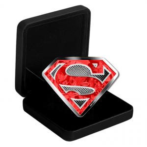 100 Dollars Superman 2017 - Argent BE (écrin) (zoom)
