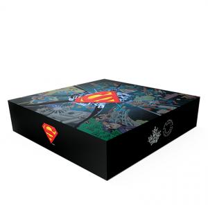100 Dollars Superman 2017 - Argent BE (boîte) (zoom)