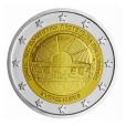 2 euro commémorative Chypre 2017 - Paphos, capitale européenne de la culture Avers