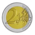 2 euro commémorative Chypre 2017 - Paphos, capitale européenne de la culture Revers