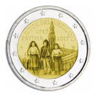 2 euro commémorative Vatican 2017 BE - Fátima Avers