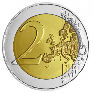 2 euro commemorative coin Cyprus 2017 - Paphos, European capital of culture Reverse (zoom)
