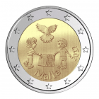 2 euro commemorative coin Malta 2017 - Peace