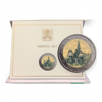 2 euro commemorative coin Vatican 2017 BU - 100th anniversary of Marian apparition in Fátima