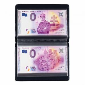 (349259) Album de poche Leuchtturm - Billets touristiques (ouvert) (zoom)
