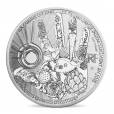 50 euro France 2017 argent BE - Guy Savoy Avers