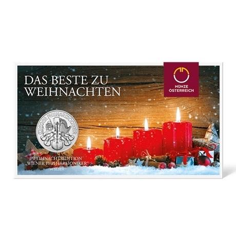 (EUR01.150.2015.21373) 1,50 euro Autriche 2015 1 oz Ag - Philharmonique (packaging)