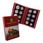 (EUR18.CofBU&FDC.2017.boîte-BU) Boîte BU Saint-Marin 2002 et 2017
