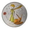 (FMED.Méd.souv._2017_.CuNi1) Jeton souvenir - Le Petit Prince, la Rose et le Renard Avers