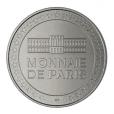 (FMED.Méd.souv._2017_.CuNi1) Jeton souvenir - Le Petit Prince, la Rose et le Renard Revers